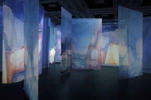 В Петрозаводске откроется инсталляция сербской художницы Татьяны Бандович Silkorama