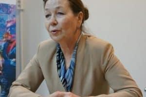 Екатерина Анисимова. Фото Ирины Ларионовой