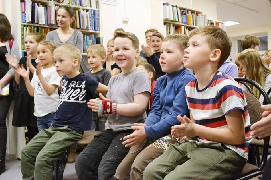 В Городской детской библиотеке имени В.М. Данилова