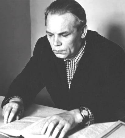 Эйно Карху. Фото: ru.wikipedia.org