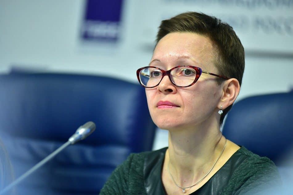 Гузель Яхина. Фото: belrynokby.ru