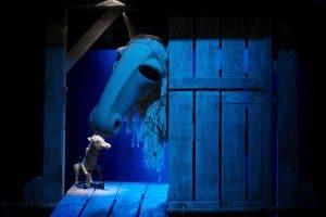 В Петрозаводске начинаются гастроли Большого театра кукол из Санкт-Петербурга