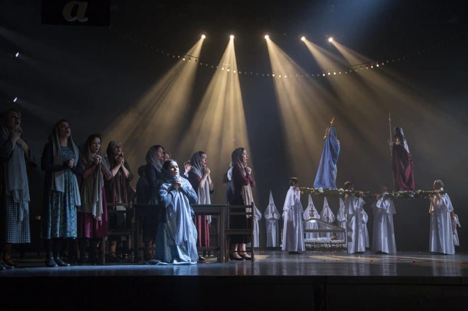 Опера «Сельская честь» в Музыкальном театре Карелии