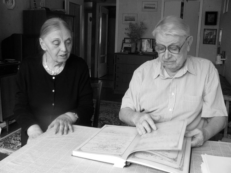 Инна и Анатолий Гордиенко. Фото Ирины Ларионовой