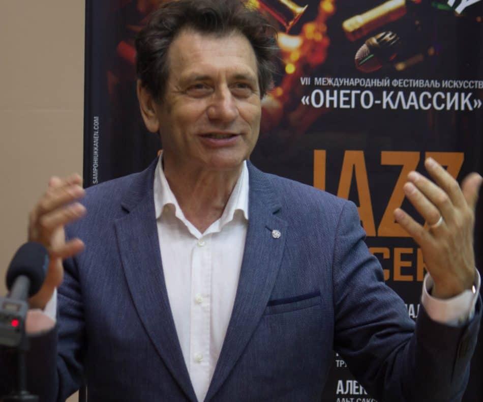 Евгений Князев. Фото Юлии Тапио