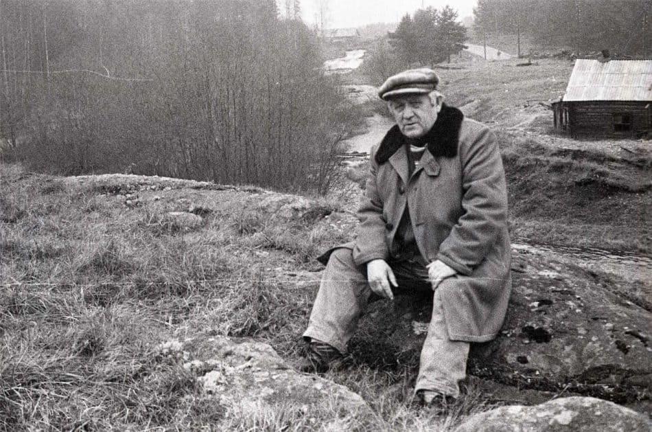 Яакко Ругоев, 1984 год. Фото с сайта www.rkna.ru/exhibitions/rugoev/
