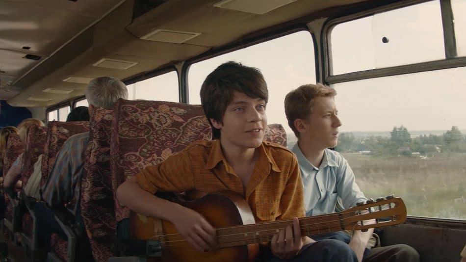Кадр из фильма «Частное пионерское-З»