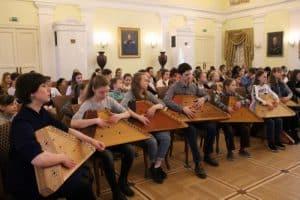 Продолжается набор в сводный оркестр кантелистов