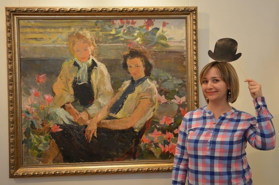 Музей изобразительных искусств Карелии. Выставка «Аксессуары с характером»