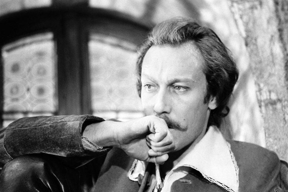 Олег Янковский в роли барона Мюнхгаузена. Фото: ТАСС