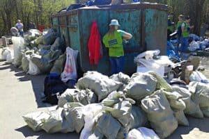 «Участники Чистых игр не смогут больше мусорить»