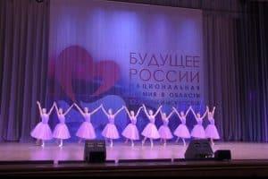 Воспитанницы детской балетной студии Музыкального театра Карелии выступили в Москве