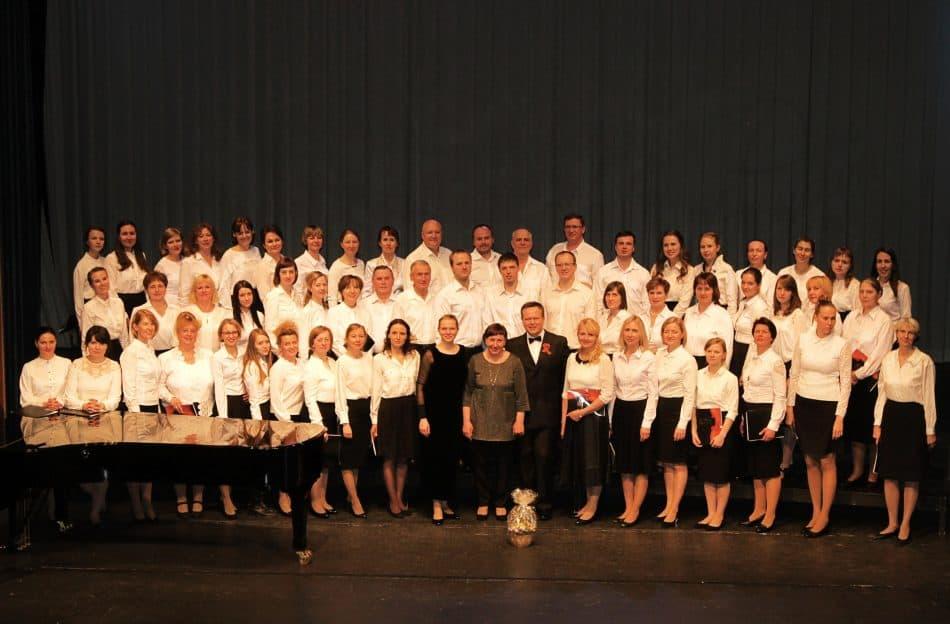 Любительский хор Карельской филармонии. Фото из группы vk.com/karelchoir