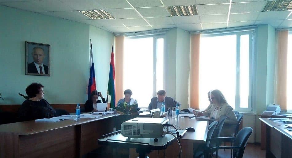 На заседании комиссии по образованию Петросовета 28 мая