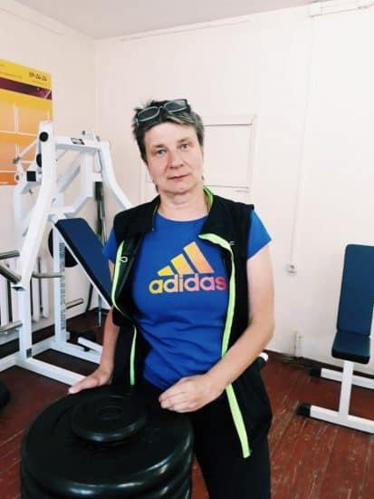 Людмила Гусева. Фото Юлии Бараевой