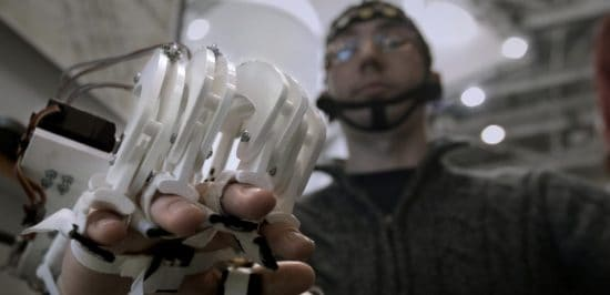 """Кадр из фильма """"Мозг. Вторая Вселенная"""""""