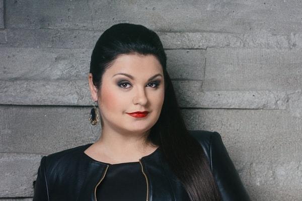 Звезда мировой оперы Олеся Петрова выступит на фестивале 24 мая. Фото: www.vokrug.tv