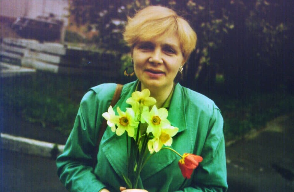Светлана Олещук. Фото из личного аккаунта
