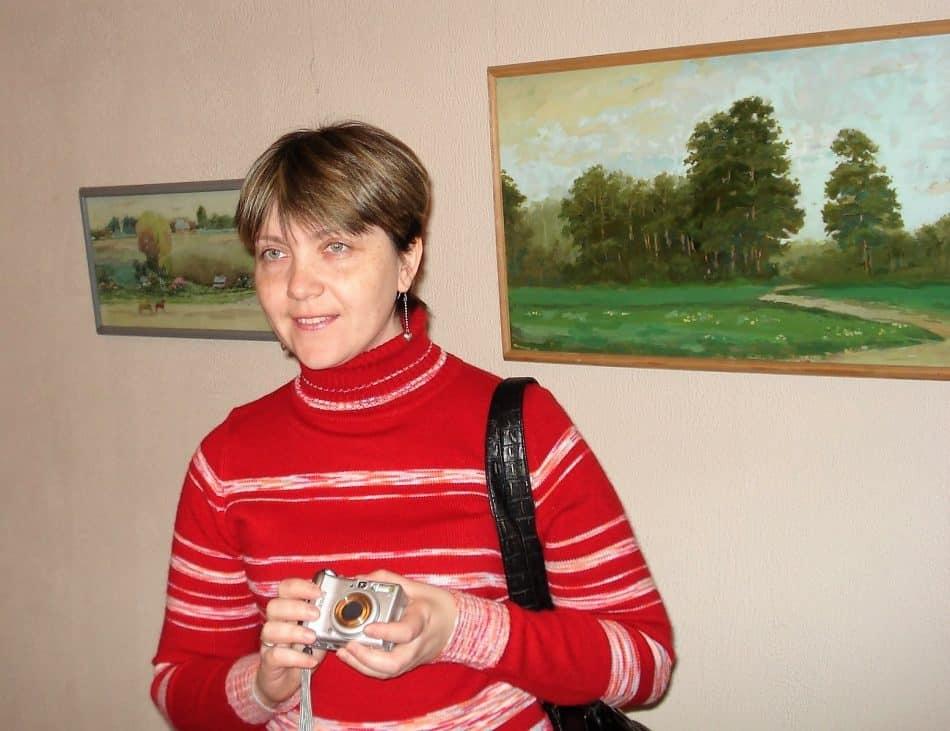 Алёна Рулёва