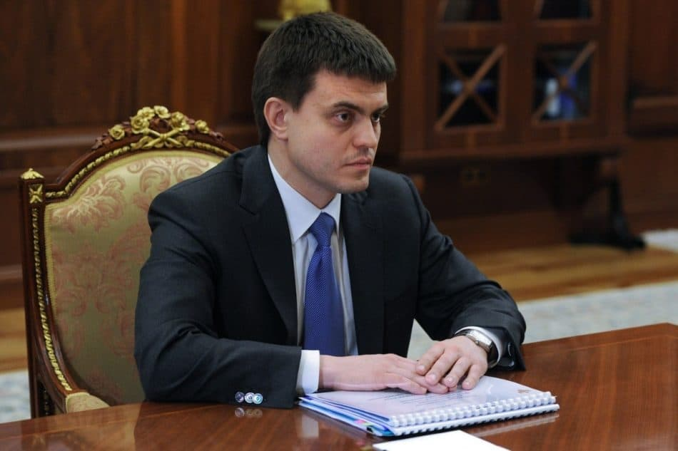Михаил Котюков. Фото: © РИА Новости/Михаил Климентьев