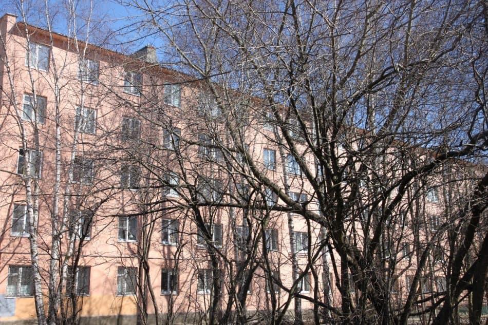 Один из домов по ул. Володарского