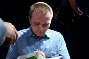 Алексей Сальников. Фото:  godliteratury.ru