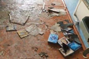 После нападения на школу в поселке Сосновый Бор города Улан-Удэ, Бурятия. Фото: www.infox.ru