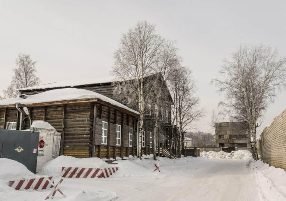 Бывшая казарма Александровского завода на ул. Казарменской. Фото: Александр Пауков