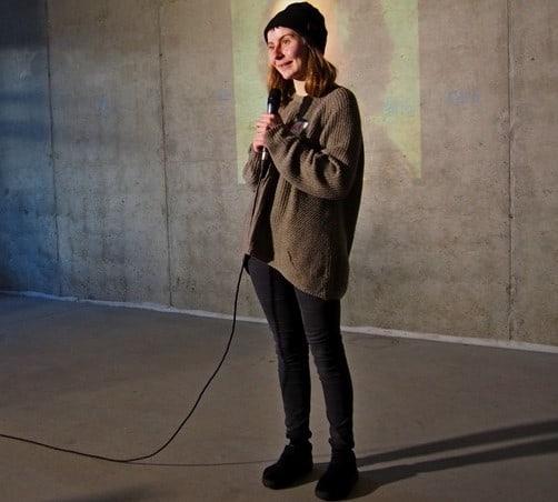 Анна Поташова. Фото Ирины Ларионовой