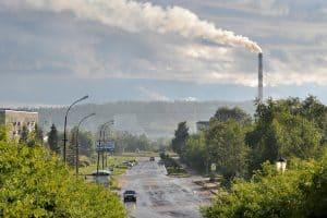 Панорама Питкяранты. Фото Анны Матасовой