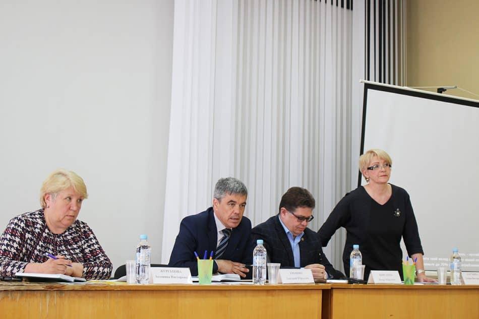 Члены правительства в Питкяранте