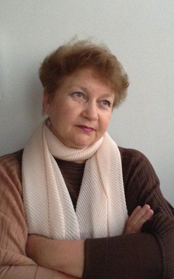 Надежда Васильева. Фото с сайта www.rus.ocabookforum.com