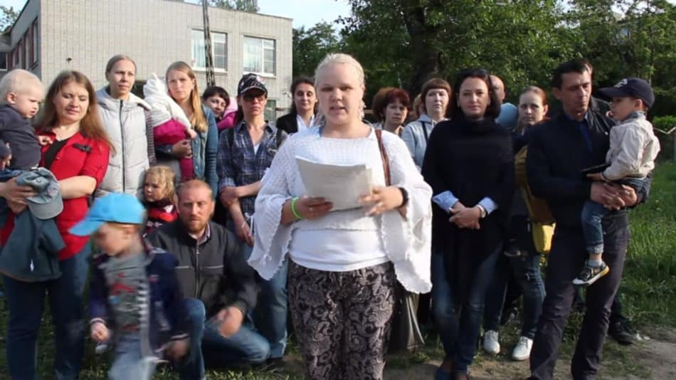 Петрозаводские родители просят президента отменить оптимизацию в детсадах города