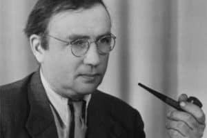 Вальдемар Песонен (1902 - 1978) в 1957 году