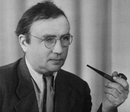 Вальдемар Пююсияйнен (1902 - 1978) в 1957 году