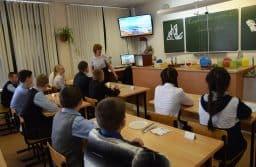 Дни науки в Шуйской средней школе. Фото Марии Голубевой