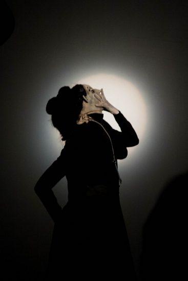 """Сад"" в Театре кукол Карелии. Фото Михаила Никитина"