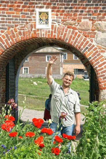 Вениамин Слепков. Фото Михаила Скрипкина
