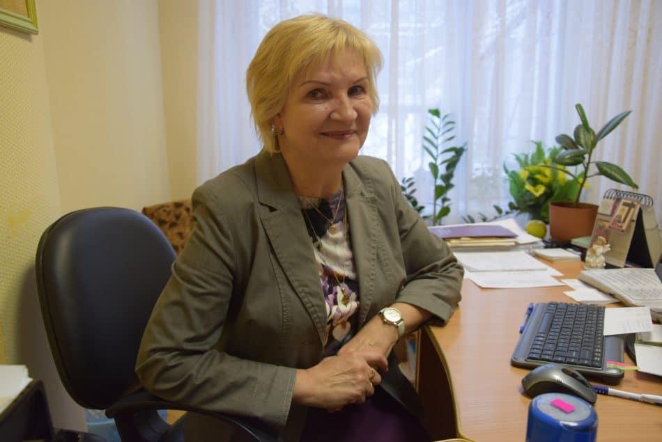 """Заведующая детсадом """"Снежинка"""" Елена Шилова"""