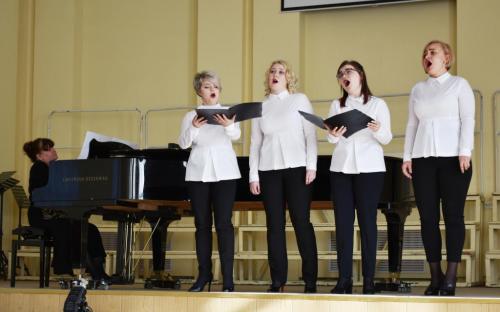 Авторский концерт Татьяны Кончаковой