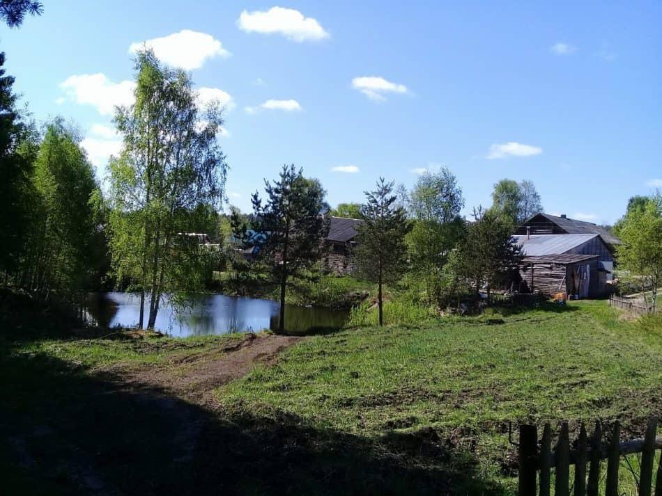 Озерцо в Рубчойле