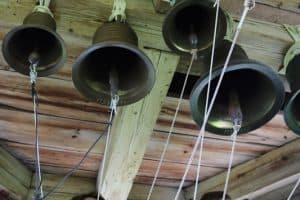 Впервые зазвонят колокола на нескольких часовнях Кижского ожерелья