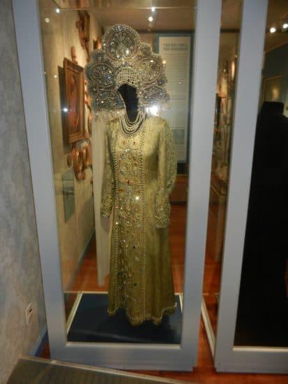 Русское платье Ольги