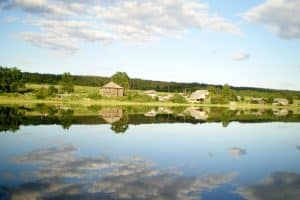 Деревня Патрово, Фоймогуба. Фото Ольги Илецкой