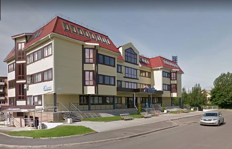 Офисное здание на ул. Калинина в Петрозаводске. Фото: Гугл-панорама