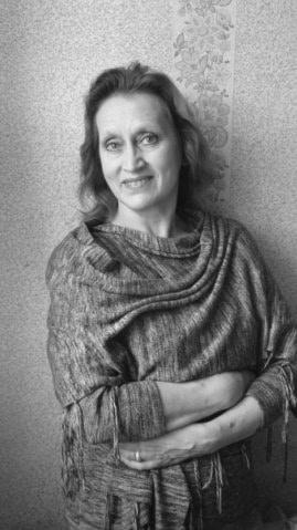 Наталья Гальцина.  Фото Ирины Ларионовой