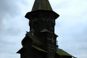 Церковь Успения Пресвятой Богородицы в Кондопоге. Фото: Александр Кривоноженко