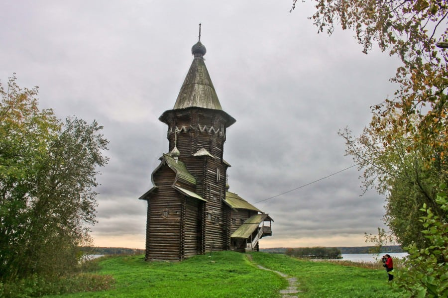 Успенская церковь в 2014 году. Фото: oxana-oxanovna.livejournal.com