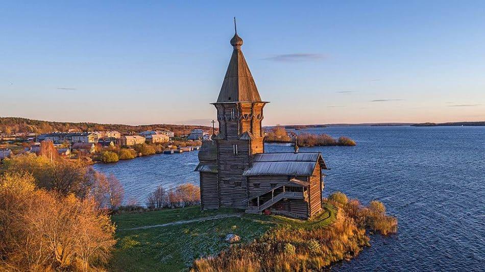 Успенская церковь. Фото: Илья Тимин, Коммерсантъ