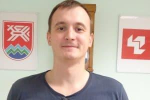 Александр Волков. Фото из личного архива